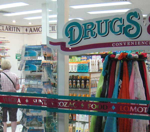 Drug Store Cancun