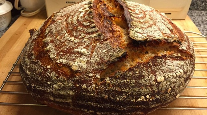 1.2.3 Sourdough….Easy as…well….1.2.3!